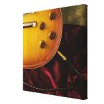 Electric Guitar 7 Canvas Print