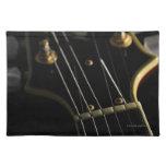 Electric Guitar 8 Cloth Place Mat