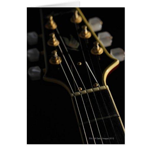 Electric Guitar 8 Greeting Card