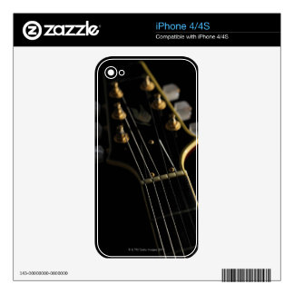 Electric Guitar 8 iPhone 4 Decal