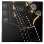 Electric Guitar 8 Large Square Tile