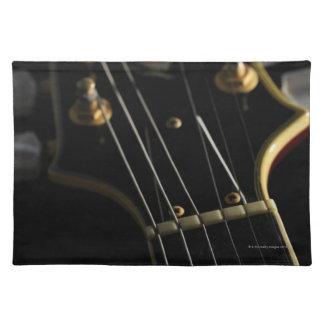 Electric Guitar 8 Place Mat