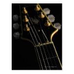 Electric Guitar 8 Postcard