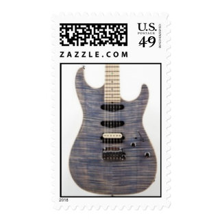 electric guitar 98 postage stamps