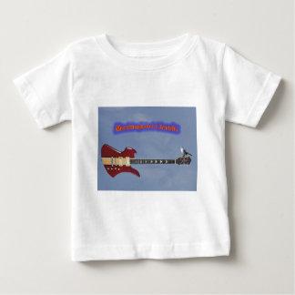 electric guitar baby T-Shirt