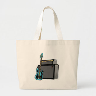 electric guitar bass and amp canvas bags