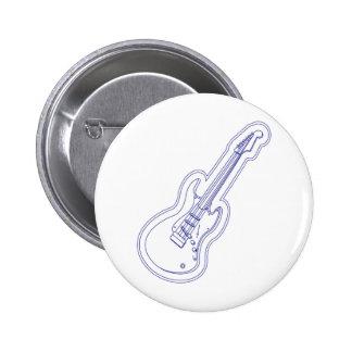 Electric Guitar Pin