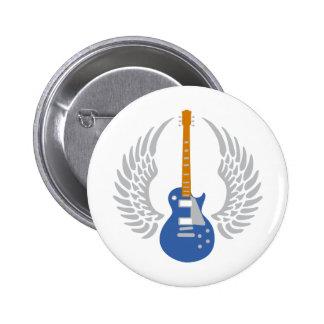 Electric guitar pins