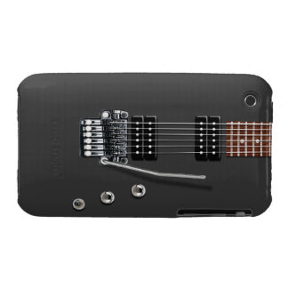 Electric Guitar iPhone 3 Cover