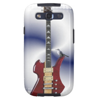 electric guitar galaxy SIII cases