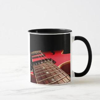 Electric Guitar Close Up - Original Red Mug
