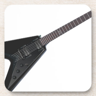 Electric Guitar Coaster