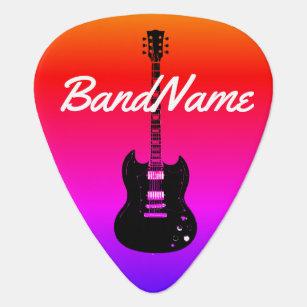 Color Names Guitar Picks Guitar Accessories Zazzle