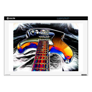 Electric Guitar Decals For Laptops