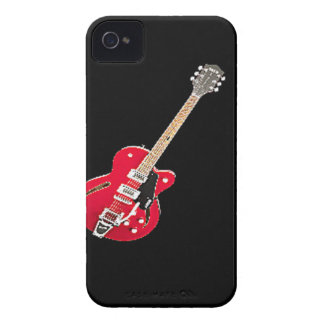"""""""Electric Guitar"""" design gifts and products iPhone 4 Case"""