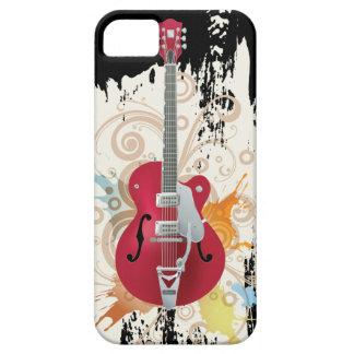 Electric Guitar Design iPhone SE/5/5s Case