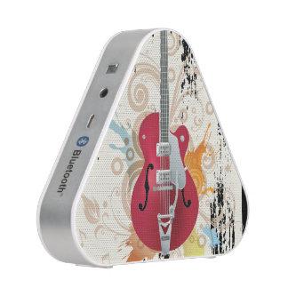 Electric Guitar Design Speaker