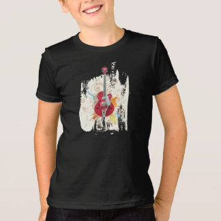 Electric Guitar Design T-Shirt