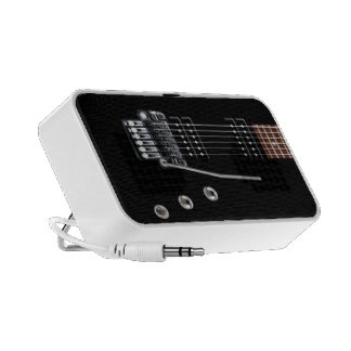 Electric Guitar Doodle Speaker