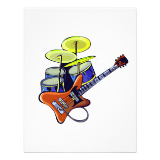 electric guitar drumset orange green.png announcements