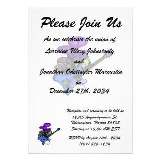 electric guitar drumset purple blue.png invitation