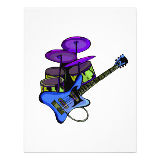 electric guitar drumset purple blue.png invites