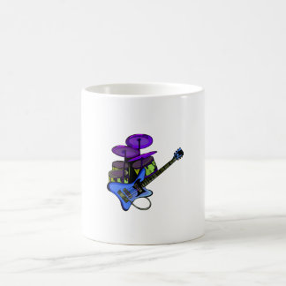 electric guitar drumset purple blue.png mugs