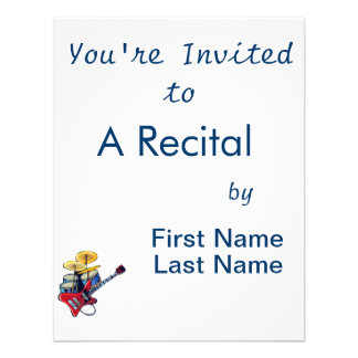 electric guitar drumset red blue.png personalized invite