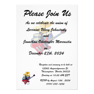 electric guitar drumset red blue.png custom invitation