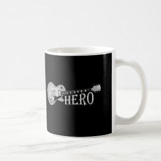 Electric Guitar Hero Coffee Mug
