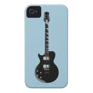 Electric Guitar iPhone 4 Case-Mate Cases
