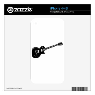 Electric Guitar iPhone 4 Skin