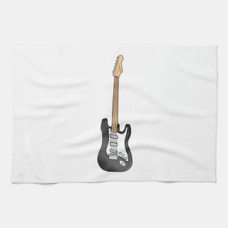 Electric Guitar Kitchen Towels