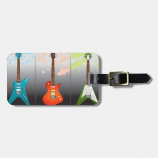 Electric Guitar Lovers Dream Bag Tag