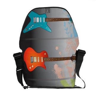 Electric Guitar Lovers Dream Messenger Bag