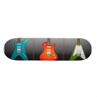 Electric Guitar Lovers Dream Skateboard