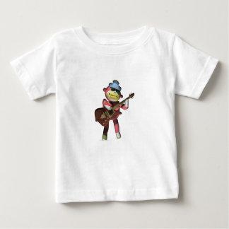 Electric Guitar Monkey Baby T-Shirt