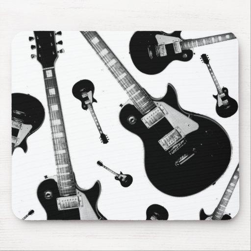 Electric Guitar Mousepads