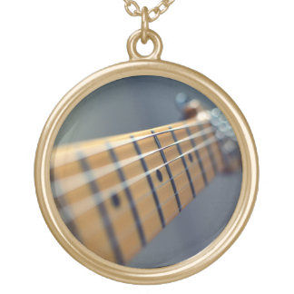 Electric Guitar Necklaces