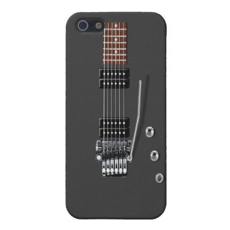 Electric Guitar Phone Case For iPhone SE/5/5s