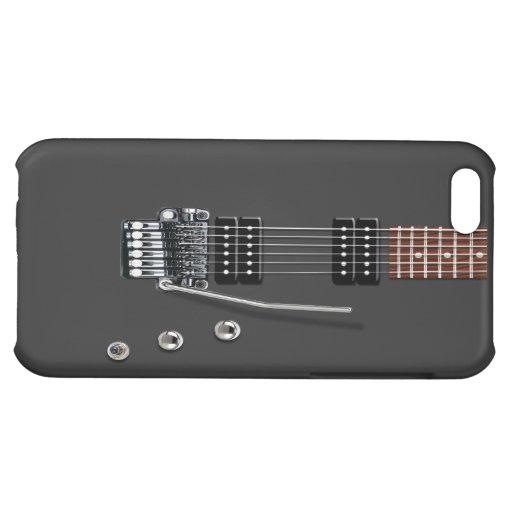 Electric Guitar Phone iPhone 5C Covers