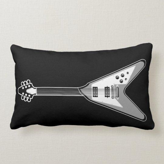 Electric guitar pillow