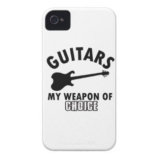 electric-guitar player iPhone 4 cover