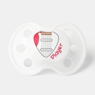 Electric Guitar Player Pacifier