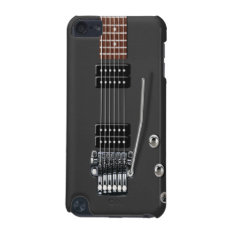 Electric Guitar Pod Ipod Touch (5th Generation) Case at Zazzle