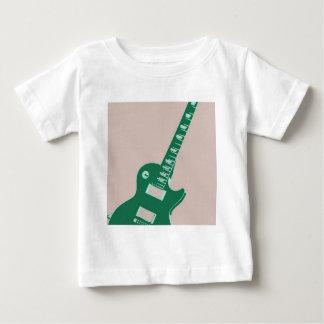 Electric Guitar Pop Art Baby T-Shirt