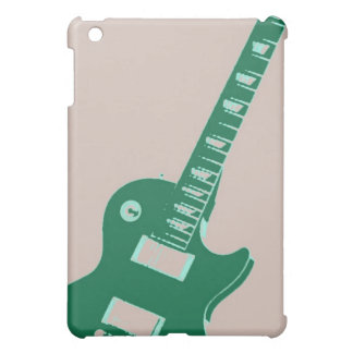 Electric Guitar Pop Art iPad Mini Case