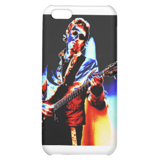 Electric Guitar Poster Art Case For iPhone 5C