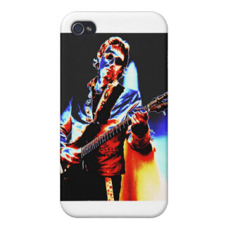 Electric Guitar Poster Art iPhone 4/4S Cover