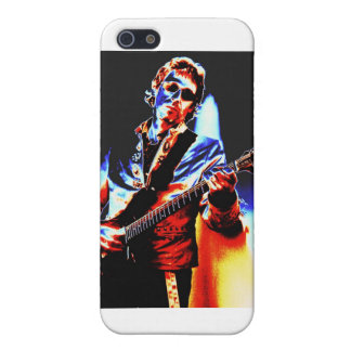 Electric Guitar Poster Art iPhone 5 Covers